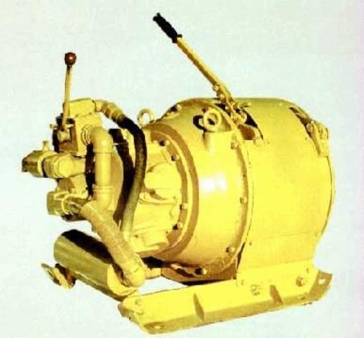Лебедка шахтная ШВА 18000х0,25П