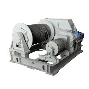 Лебедка электрическая маневровая ЛЭМ-10