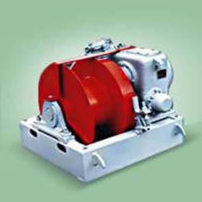 Лебедка электрическая ТЛ-10Б-2